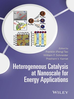 cover image of Heterogeneous Catalysis at Nanoscale for Energy Applications