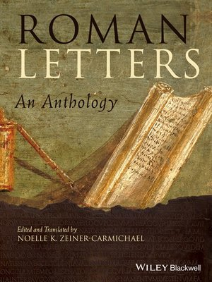 cover image of Roman Letters
