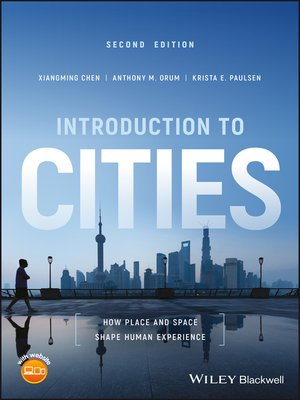 cover image of Introduction to Cities