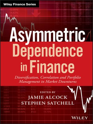 cover image of Asymmetric Dependence in Finance
