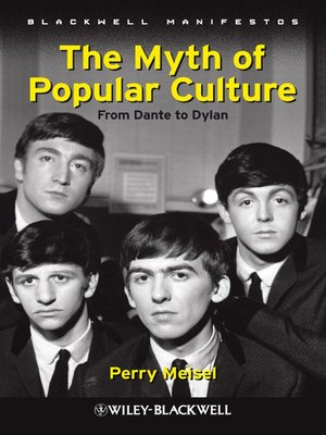 cover image of The Myth of Popular Culture