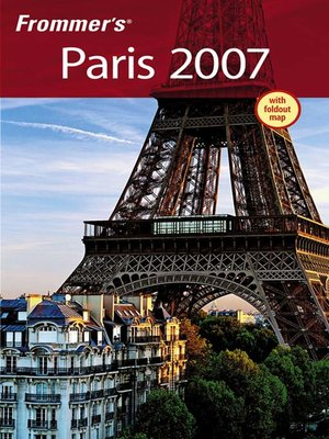 cover image of Frommer's Paris 2007