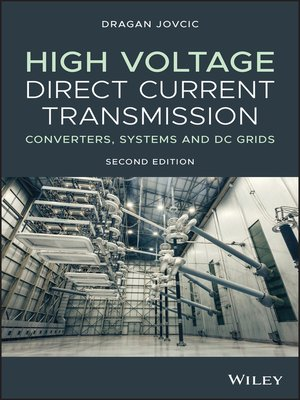 cover image of High Voltage Direct Current Transmission