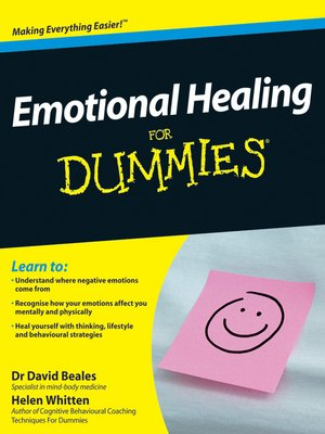 cover image of Emotional Healing For Dummies