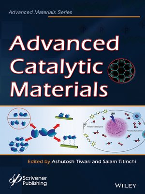 cover image of Advanced Catalytic Materials
