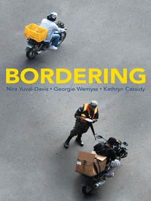 cover image of Bordering