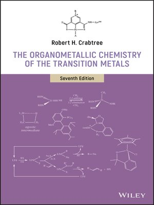 cover image of The Organometallic Chemistry of the Transition Metals