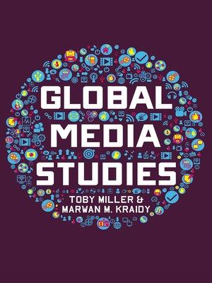 cover image of Global Media Studies