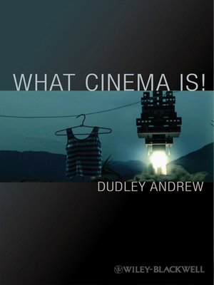 cover image of What Cinema Is!