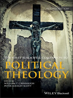 cover image of Wiley Blackwell Companion to Political Theology