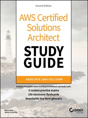 cover image of AWS Certified Solutions Architect Study Guide