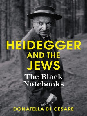 cover image of Heidegger and the Jews