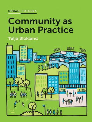 cover image of Community as Urban Practice