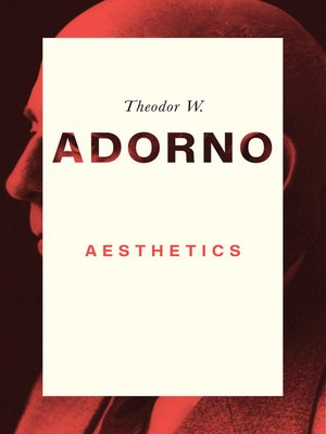 cover image of Aesthetics