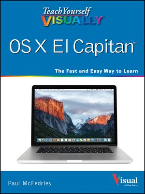 cover image of Teach Yourself VISUALLY OS X