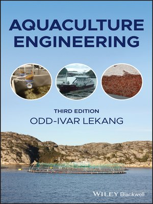 cover image of Aquaculture Engineering