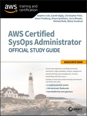 cover image of AWS Certified SysOps Administrator Official Study Guide