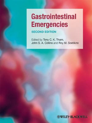 cover image of Gastrointestinal Emergencies
