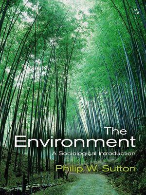 cover image of The Environment