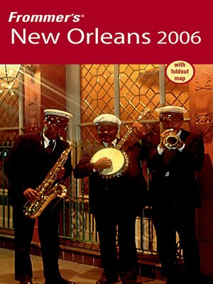 cover image of Frommer's New Orleans 2006