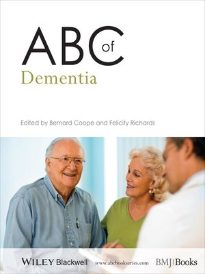 cover image of ABC of Dementia