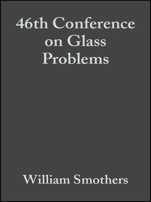cover image of 46th Conference on Glass Problems