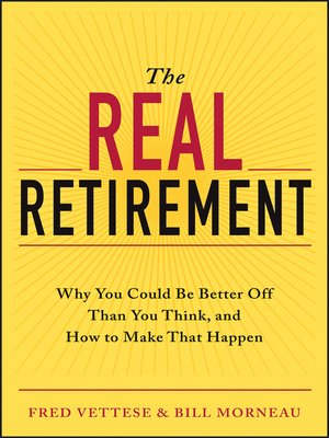 cover image of The Real Retirement