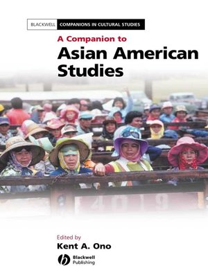 cover image of A Companion to Asian American Studies