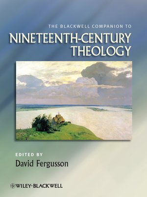 cover image of The Blackwell Companion to Nineteenth-Century Theology