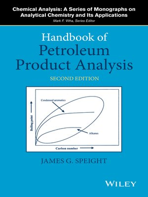cover image of Handbook of Petroleum Product Analysis