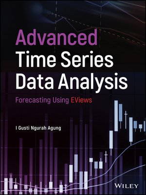 cover image of Advanced Time Series Data Analysis