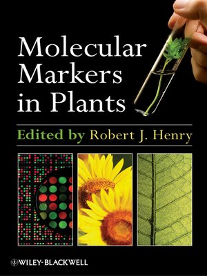 cover image of Molecular Markers in Plants