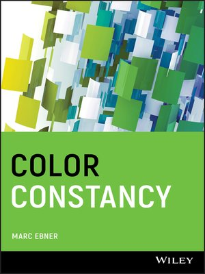 cover image of Color Constancy