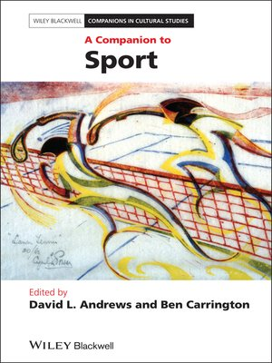 cover image of A Companion to Sport