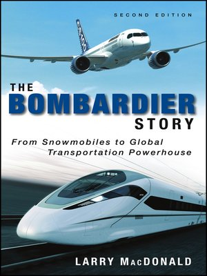 cover image of The Bombardier Story