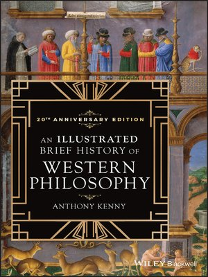 cover image of An Illustrated Brief History of Western Philosophy, 20th Anniversary Edition