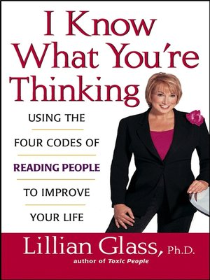 cover image of I Know What You're Thinking