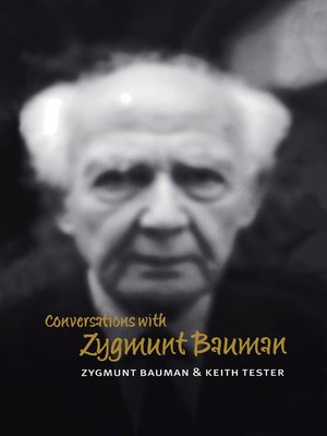 cover image of Conversations with Zygmunt Bauman