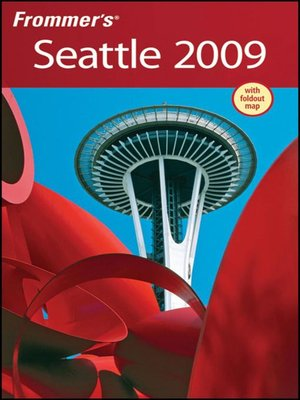 cover image of Frommer's Seattle 2009