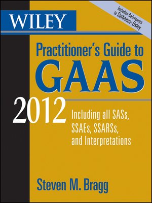 cover image of Wiley Practitioner's Guide to GAAS 2012