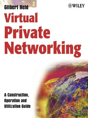 cover image of Virtual Private Networking