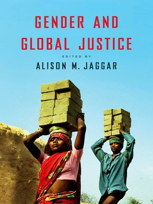 cover image of Gender and Global Justice
