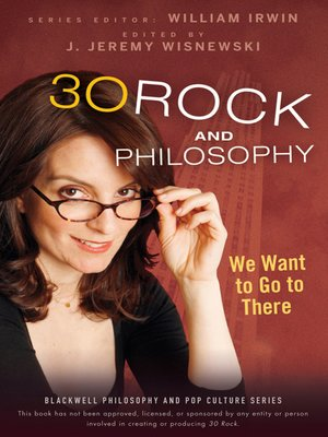 cover image of 30 Rock and Philosophy