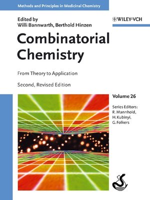 cover image of Combinatorial Chemistry