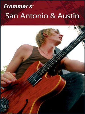cover image of Frommer's San Antonio & Austin