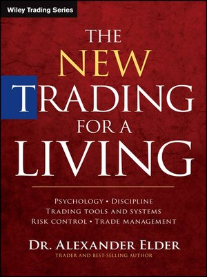 cover image of The New Trading for a Living
