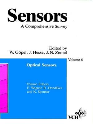 cover image of Sensors, Optical Sensors