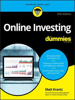 cover image of Online Investing For Dummies