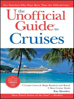 cover image of The Unofficial Guide to Cruises