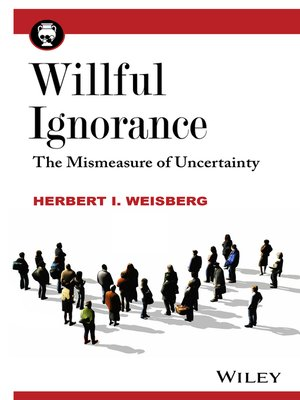cover image of Willful Ignorance